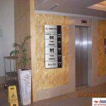 שלטים למעלית